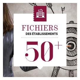 fichier des établissements de 10 salariés et plus en région Centre-Val de Loire