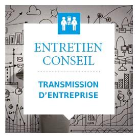 Entretien conseil transmission d'entreprise