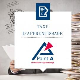 Taxe d'apprentissage - Point A